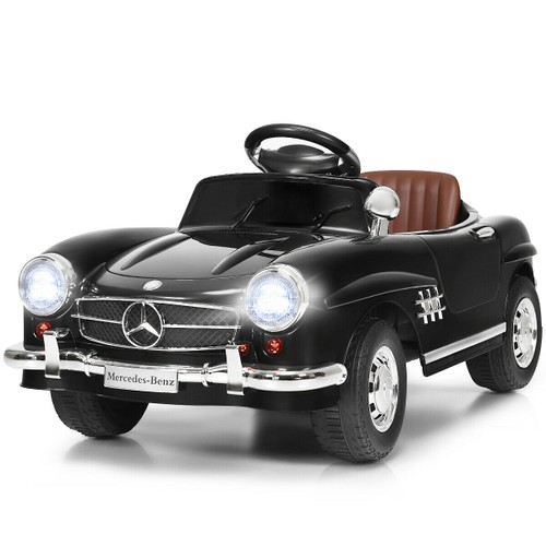 Costway MERCEDES BENZ 300SL AMG RC Electric Toy Kids Baby Ride on Car