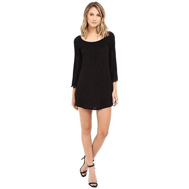 Brigitte Bailey Women's Devotion Dress Black Dress MD