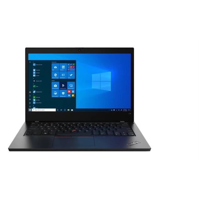 """Lenovo ThinkPad L14 14"""" 512GB Intel Core i5-10210U Win10,Black"""