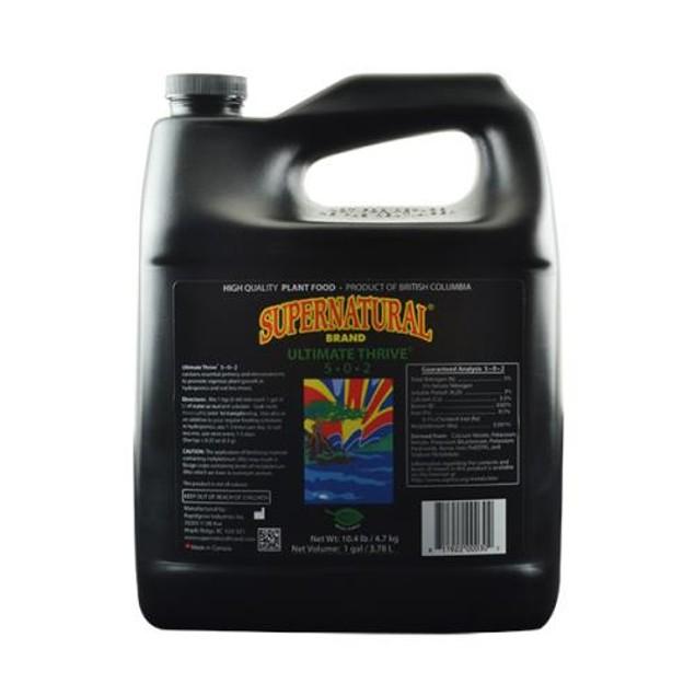 Supernatural Ultimate Thrive 4 Liter (4/Cs)