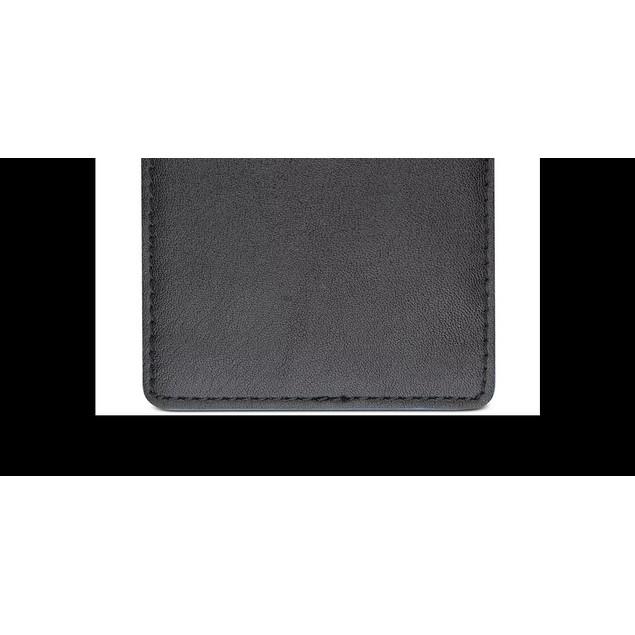 Bespoke Men's Adhesive Card Case Black Size Regular