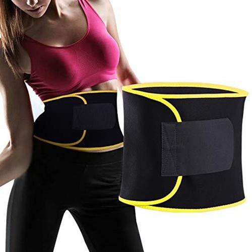 Unisex Violent Sweat Sports Waist Training Belt