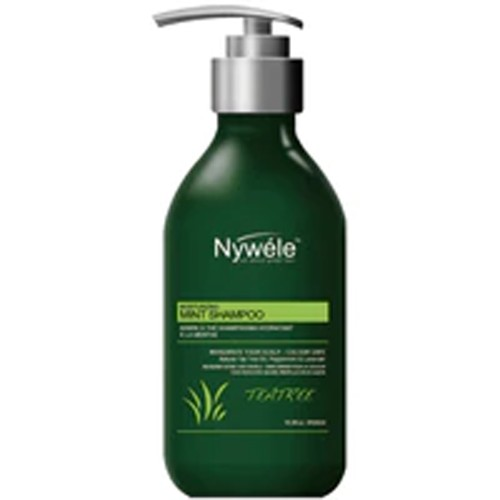 Nywele Moisturizing Tea Tree Body Wash, 16.9