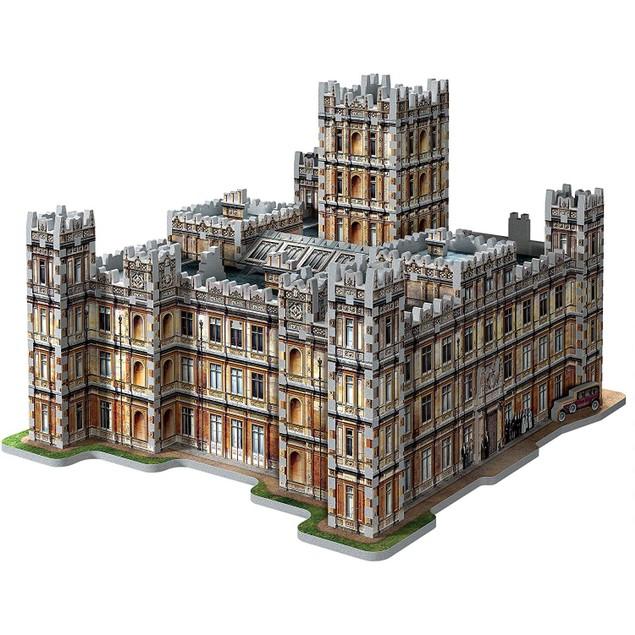 Wrebbit 3D Downton Abbey Jigsaw Puzzle - 890 Pieces