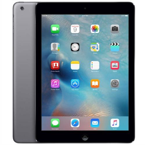 "Apple iPad Air 32GB - Wi-Fi and Cellular Unlocked - 9.7"" - Space Gray - Grade B"