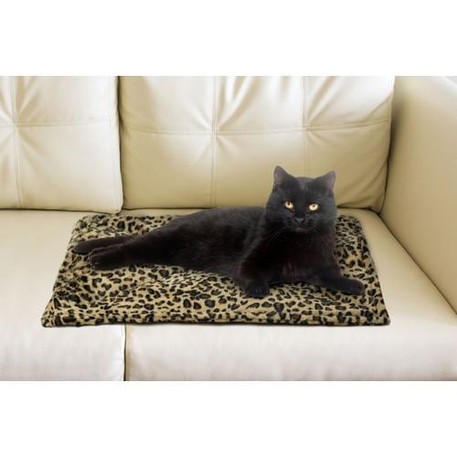 FurHaven ThermaNAP Faux Fur SelfWarming Bed Mat
