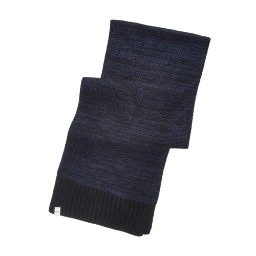 Alfani Men's Space-Dyed Scarf Black Size Regular