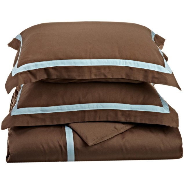 Hotel Collection Soft Cotton Pillowcases Set of 2, 300-Thread-Count