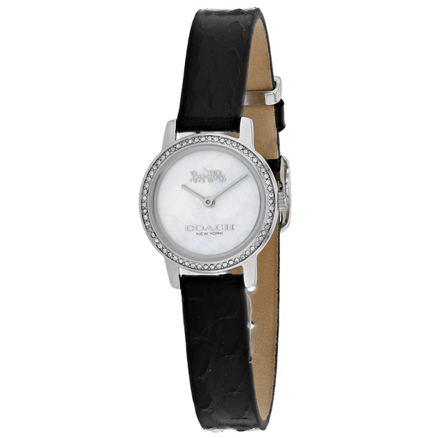 Coach Women's Mother of Pearl Dial Watch - 14503361
