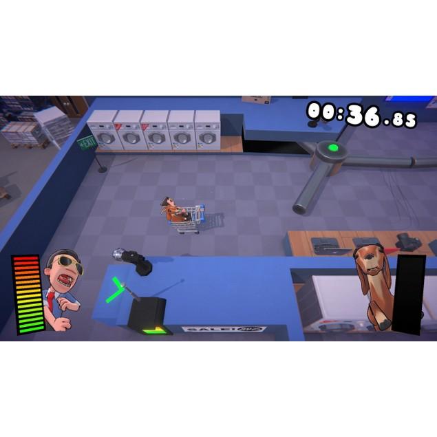 Supermarket Shriek PS4 Game