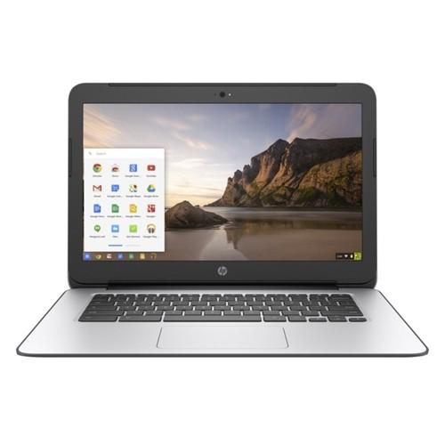 "HP 14 G4 14"" 32GB N2840 ChromeOS,Gray (Refurbished)"