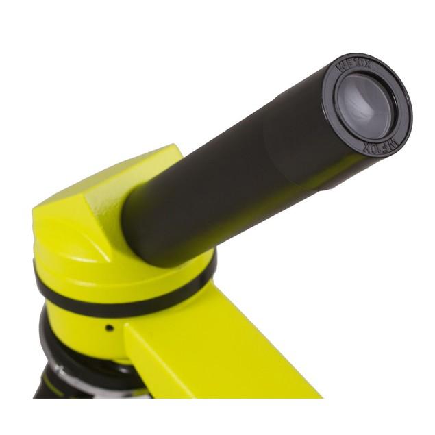 Levenhuk Rainbow 2L Microscope - Lime
