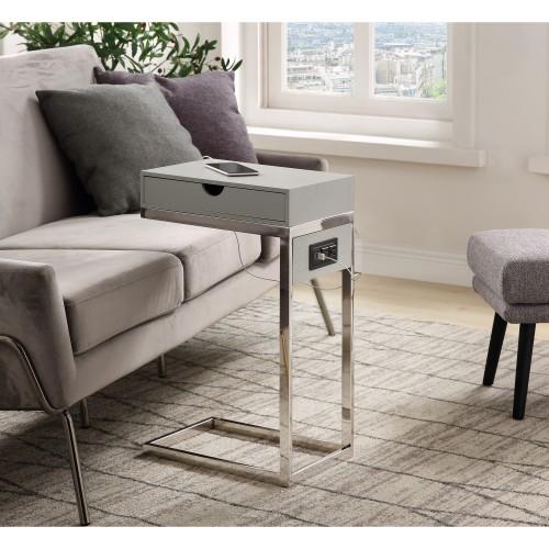Loft Lyfe Samir  C Table/ End Table/ Side Table/ Laptop Stand