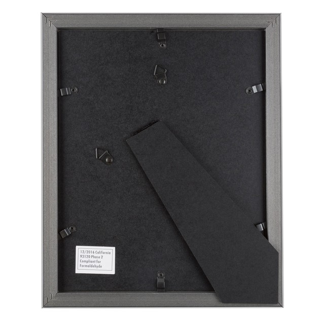 6-Pack 8x10 Black Picture Frame By Lavish Home