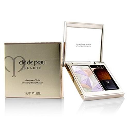 Cle De Peau Luminizing Face Enhancer (Case + Refill) - # 17 Lavender