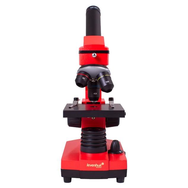 Levenhuk Rainbow 2L PLUS Microscope - Orange