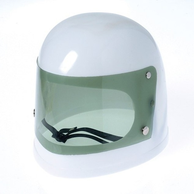 Child White Astronaut Helmet