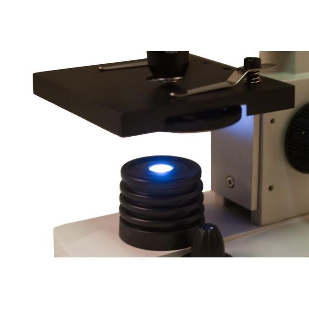 Levenhuk Rainbow 2L PLUS Microscope - Moonstone
