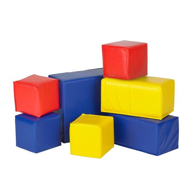 Karma Baby 7-Piece Toddler Skill Development Building Block Set