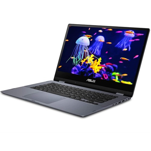 "Asus VivoBook Flip TP412FA-SB55T 14"",Star Gray(Scratch and Dent)"