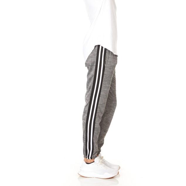 Men's Striped Sweatpants Fleece Joggers