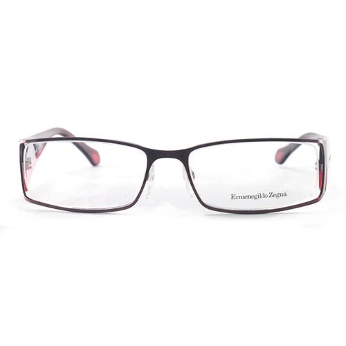 Ermenegildo Zegna Unisex Eyeglasses VZ3134M SBY Burgundy 55 17 135