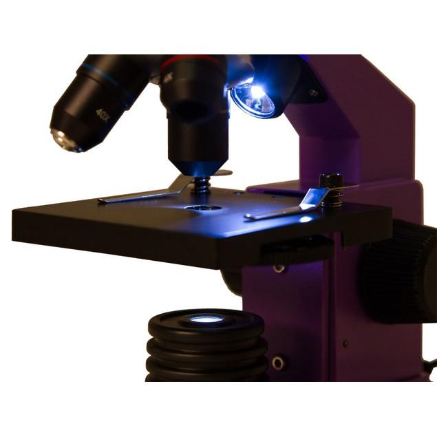 Levenhuk Rainbow 2L PLUS Microscope - Amethyst