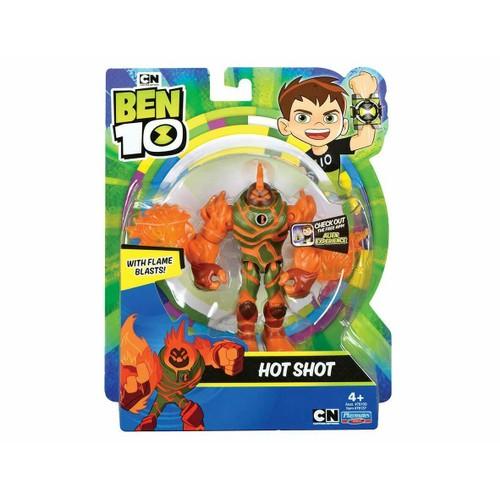 Hot Shot (Ben 10) Action Figure