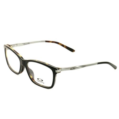 Oakley Nine to Five Eyeglasses OX1127 0152 Black Tortoise Demo Lens 52 16 138