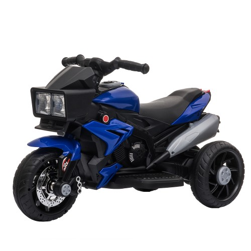 Children Electrical Ride On Motorcycle w/ Horn and Headlight Functions