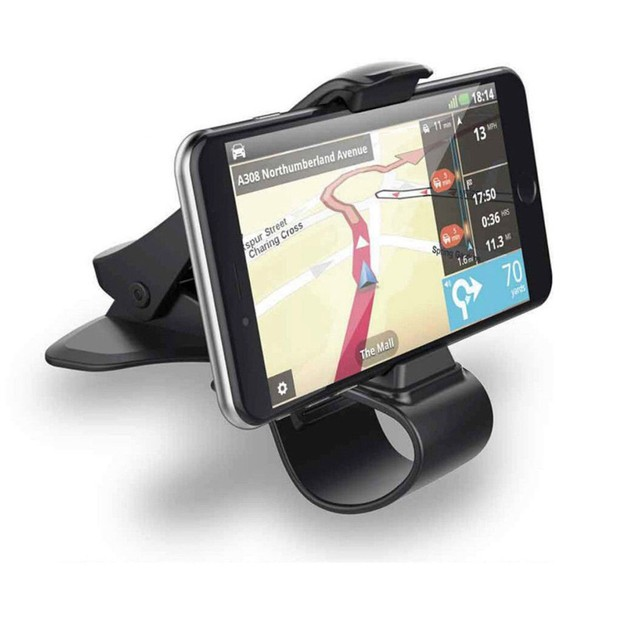 Car Dashboard Cell Phone GPS Mount Holder Stand HUD Design Cradle