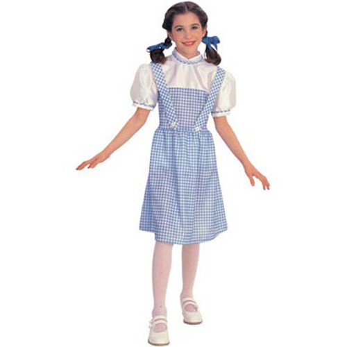 Kids Dorothy Wizard of Oz Costume