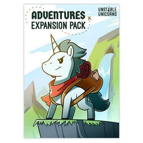 Unstable Unicorns: Adventure Expansion Card Game