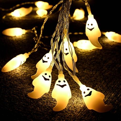 30 LED Ghost String Lights