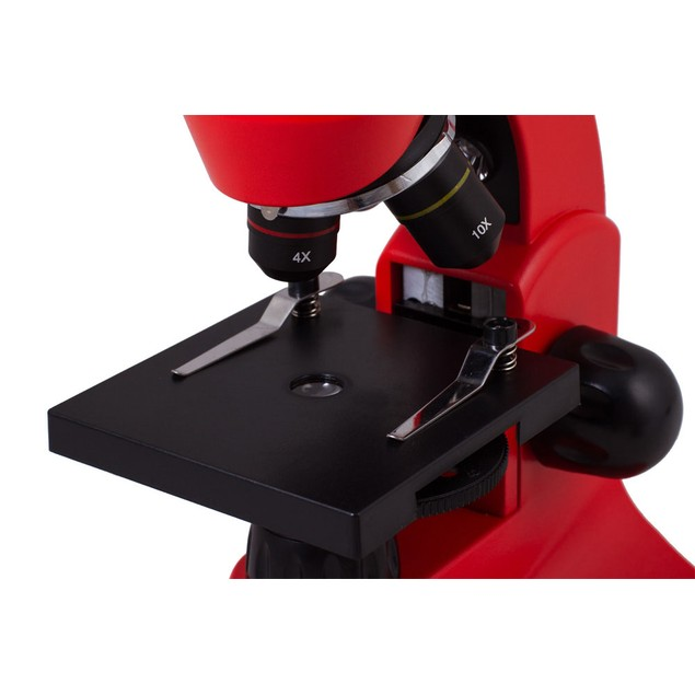 Levenhuk Rainbow 50L Microscope - Orange