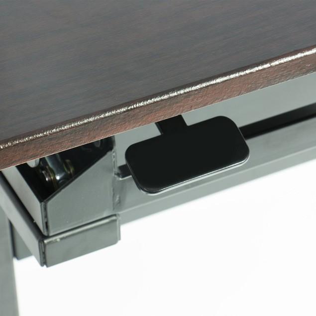 """WorkUP 48"""" Double-Pedestal Adjustable Stand-Up Desk"""