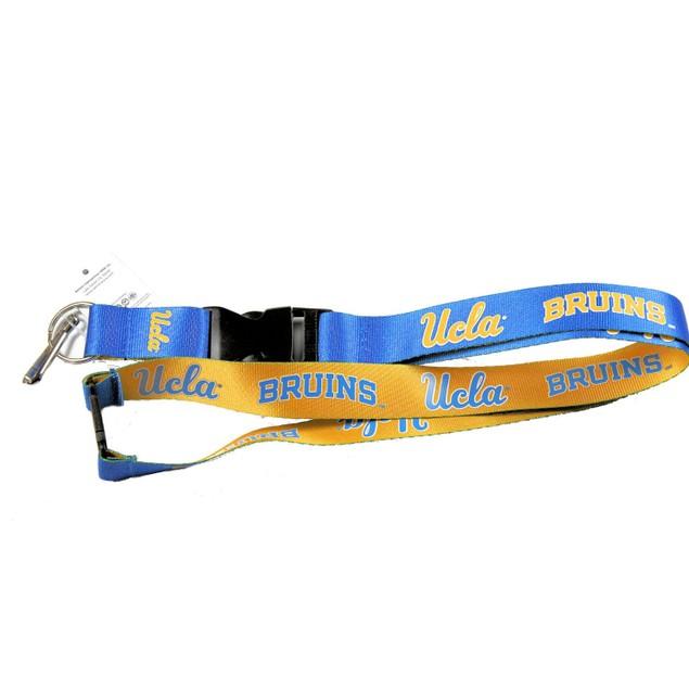 UCLA Bruins Reversible Lanyard Keychain Ticket ID Holder