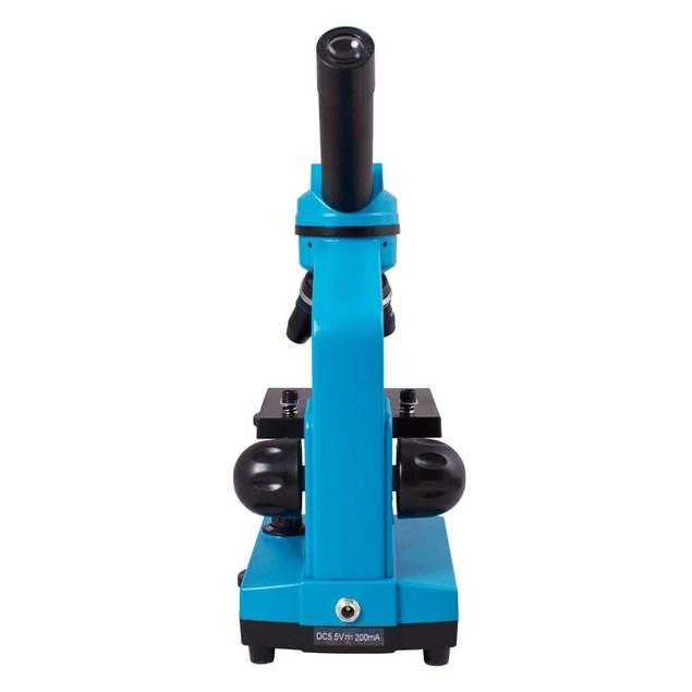 Levenhuk Rainbow 2L Microscope - Azure