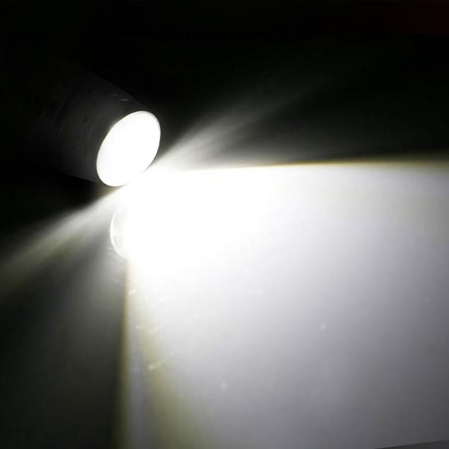 10PCS T10 LED Bulbs 194 LED Lights 12V 1W 5730 Xenon White Wedge Base LED Bulb