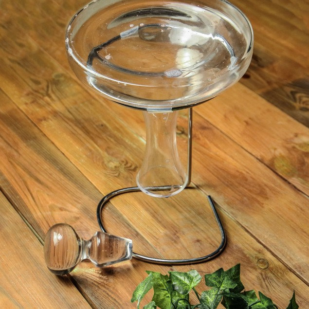 Wine Decanter Drying Stand | MandW