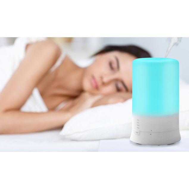 3-in-1 Ultrasonic Aroma Diffuser and Humidifier