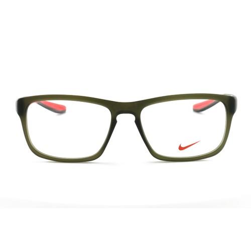 Nike 7104 311 Unisex Eyeglasses Matte Green Plastic 54 17 140