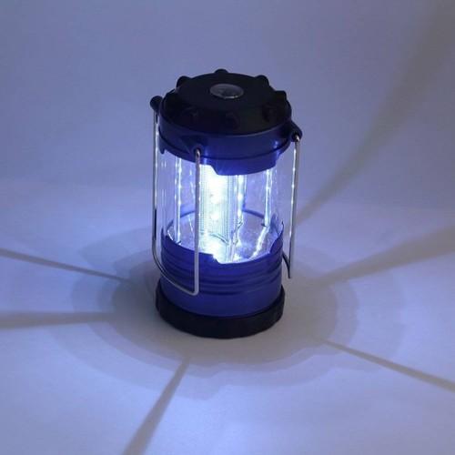 2-in-1 Indoor Outdoor 12 Led Lantern