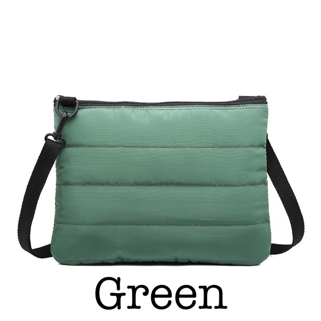 Puffy Shoulder Bag
