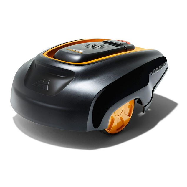 "McCulloch 7"" ROB 1000 Robotic Lawn Mower (Up to 1/4 Acre)"