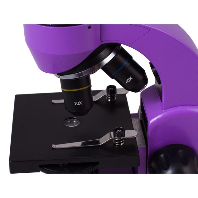 Levenhuk Rainbow 50L Microscope - Amethyst