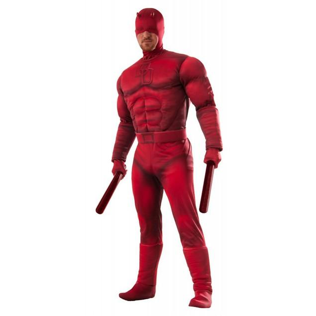 Deluxe Daredevil Costume - Adult STD
