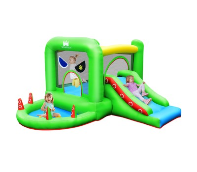 Costway Inflatable Bouncer Kids Bounce House Ball Pit Was: $589.99 Now: $173.99.