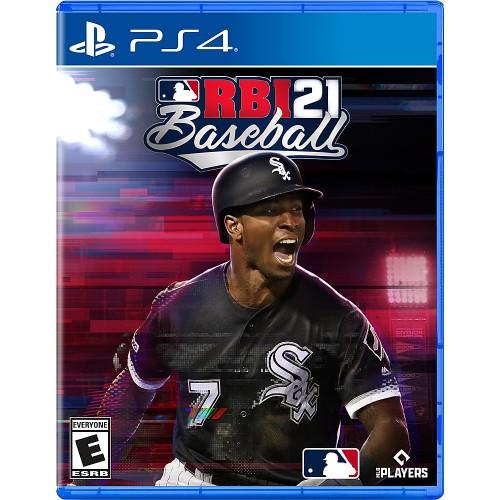 MLB RBI Baseball 21 PS4 Game (#)