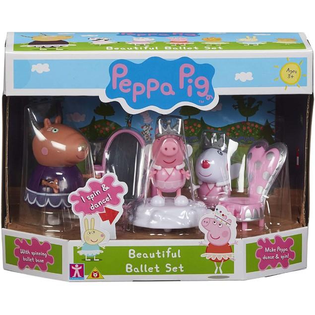 Peppa Pig Ballet School Playset